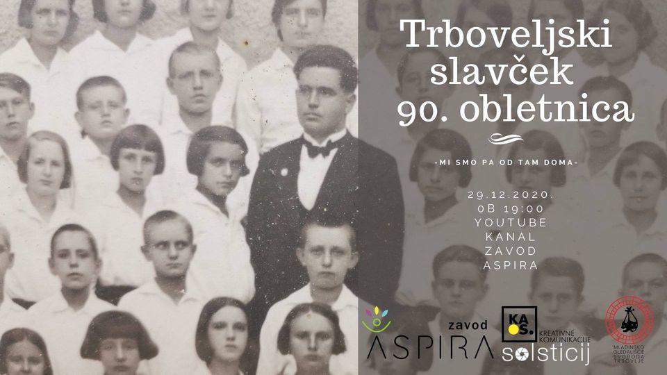 Trboveljski slavček 90 obletnica